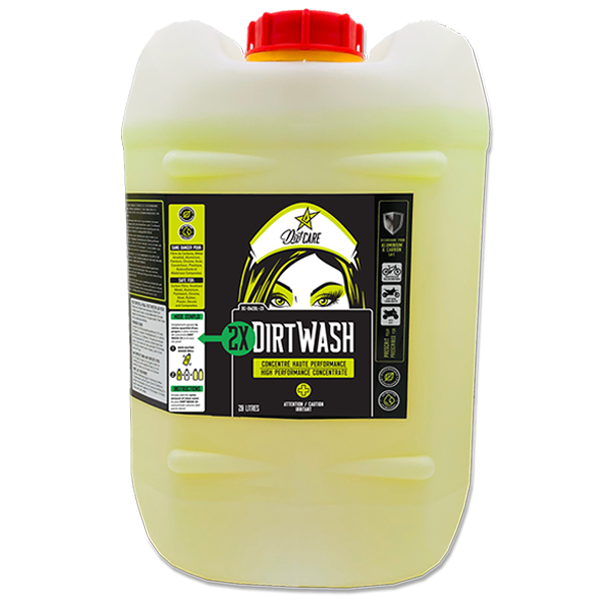 Dirt Wash Concentrate 2X 20L