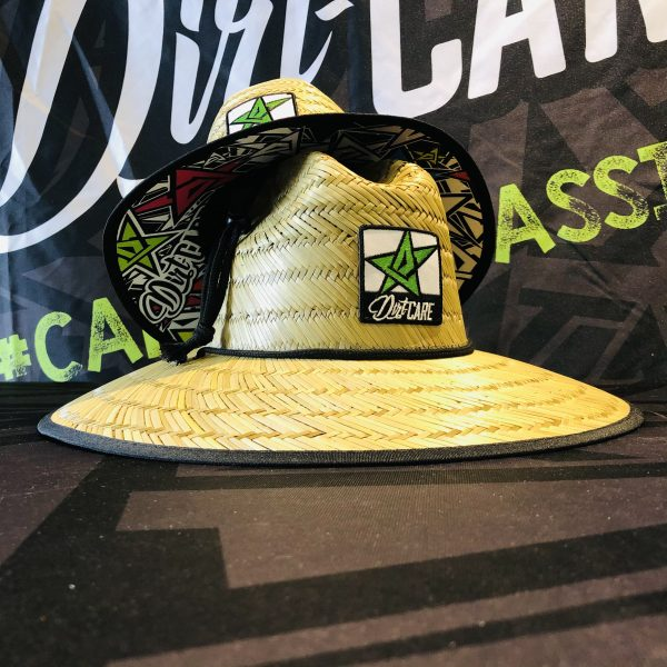 Straw Hat Dirt-Care Adult