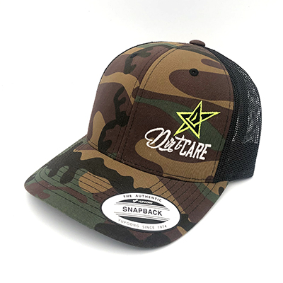 Dirt-Care Hat Army